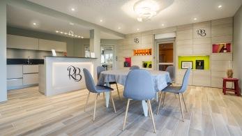 Salle de degustation - Champagne Rochet Bocart