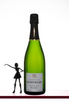 Champagne Rochet Bocart Millesime 2006